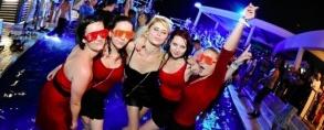 Night party - Aquarius, Zrće