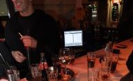 Božićno raspoloženje u Pommery baru