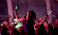 Plesni trans na glavnoj splitskoj šetnici uz Faithless Sound System
