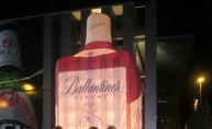 Ballantine's summer party @ Karolina bar, Rijeka