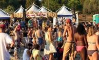 Dimensions festival - zadnji dan na plaži