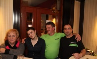 Ekipa se zabavljala u Pazinskoj Kavani