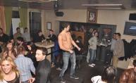 High octane party u Maat baru