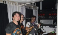 The Night Express band @ Casanova beach bar
