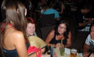 Nothing compares to Havana - summer tour 2012. (Insula Bar)