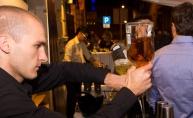 Otvorenje Bačva puba uz Chivas party i odlične Frajle