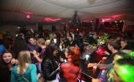 Red party @ Casanoca Beach Club Vrsar
