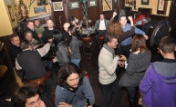 River pub zaplesao u ritmu The Copycatsa i Ballantines hostesa