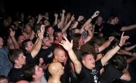 Ludnica na koncertu Vuce - Živo Blato