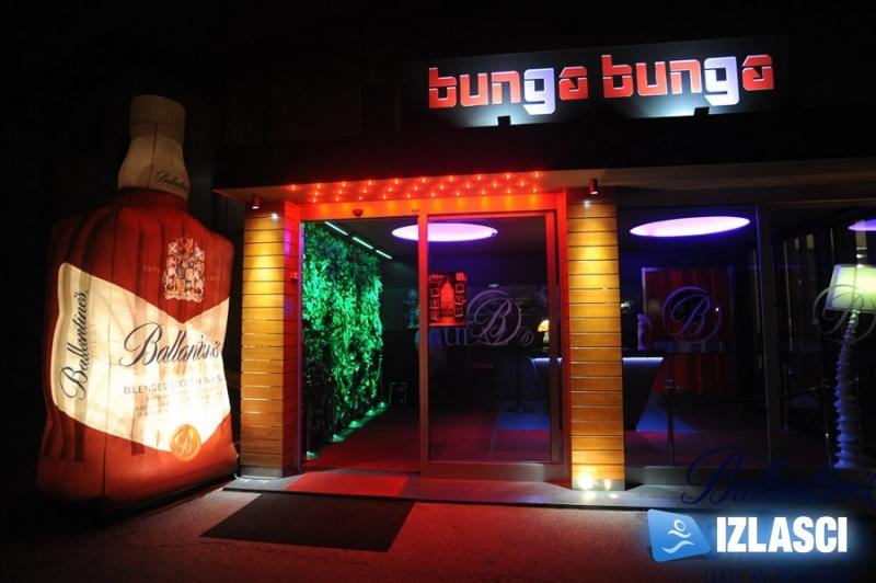 Bunga Bunga je zagrebačka hit destinacija