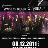 Velika gala koncert u Areni Zagreb: Tomislav Bralić